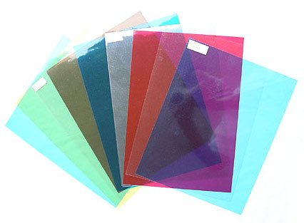 rigid pvc film general grade