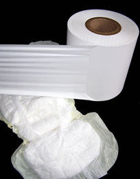 PVC FILM for baby diaper, pitch film